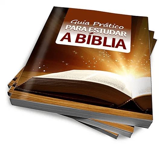 Ebook download Guia Prático para estudar a Bíblia