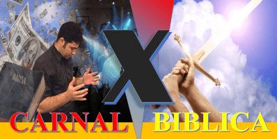 Fé bíblica e carnal