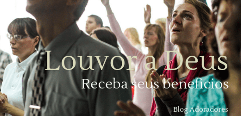 Louvores de adoração a Deus